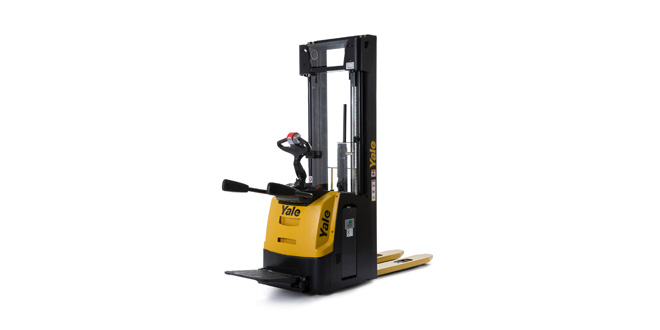 Power, precision and reliability for demanding operations: introducing the new Yale platform stacker