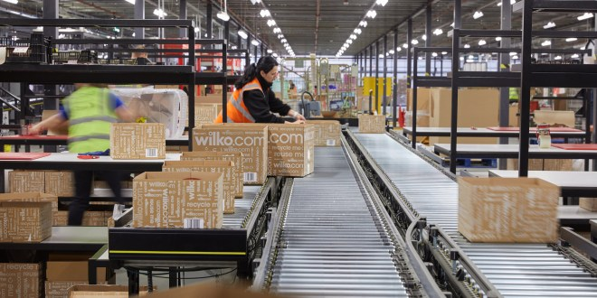 AMH Material Handling completes £3.2 million automation project for Wilko's e-commerce operation