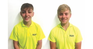Apprenticeship success continues for KNAPP