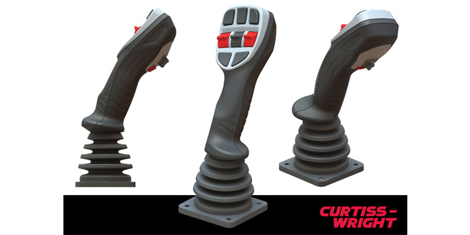 CURTISS-WRIGHT LAUNCHES NEW MULTI-FUNCTION GRIP