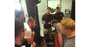 F-TEC expand training team
