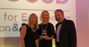FORTH PORTS CELEBRATES SKILLS DEVELOPMENT AWARD WIN FROM CeeD