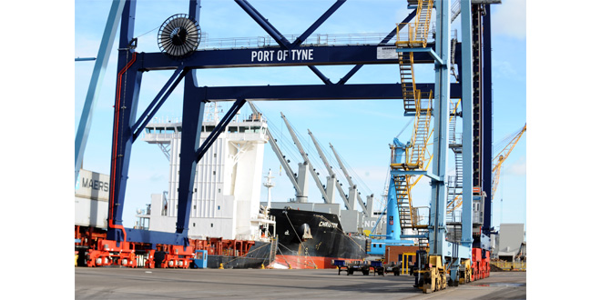 PORT OF TYNE SECURES 60M GBP REFINANCING DEAL FROM LLOYDS BANK