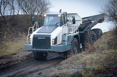 Terex Trucks has its sights set on North American expansion