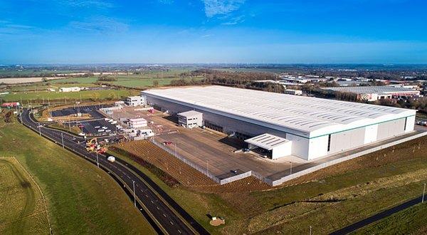 Yusen Logistics' state-of-the-art flagship warehouse achieves The Planet Mark certification