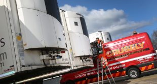 SCHMITZ CARGOBULL UK SERVICE PARTNERS INCREASE BY TWELVEFOLD