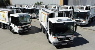 UK first fully electric refuse fleet as Veolia signs new tech driven City waste contract