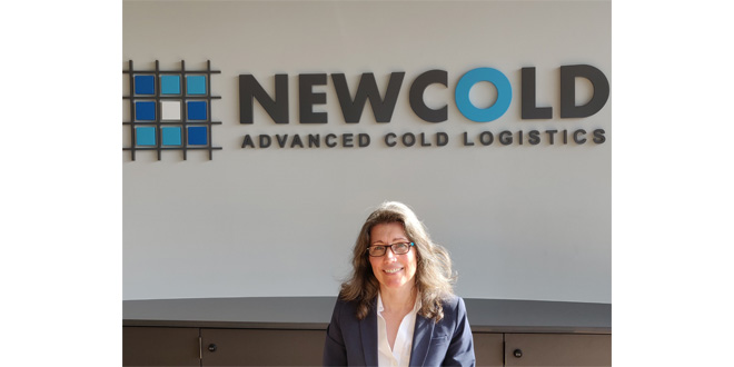 Valerie Kaminski joins NewCold as Managing Director North America