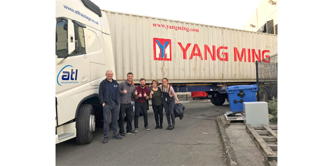 ATL Haulage Contractors Ltd delivers the goods for seriously ill children