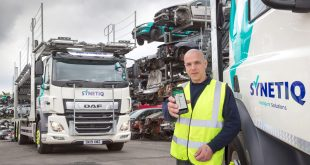 BigChange Brings Real-Time Visibility to SYNETIQ Transport Operations