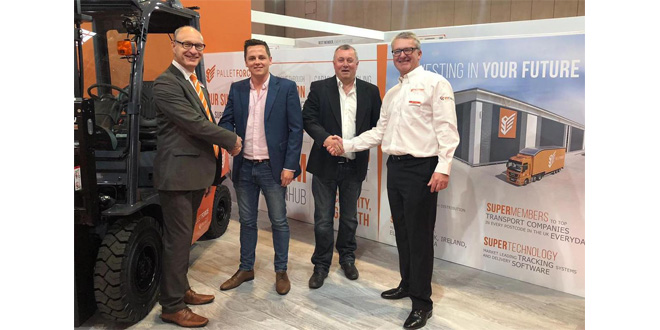 CAMPEYS TARGETS GROWTH BY JOINING PALLETFORCE