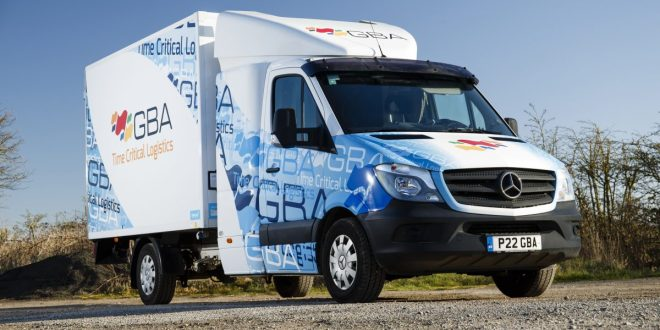 Carrier Transicold Xarios 350 Units Key to Long-Distance Delivery Operations for GBA Services