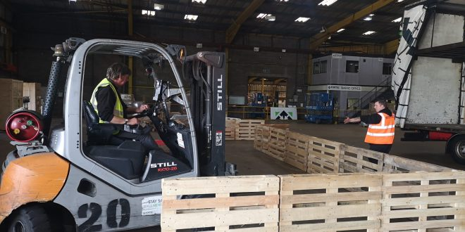 FORTEC DISTRIBUTION NETWORK GIVES A LIFT TO LOCAL JOBSEEKERS