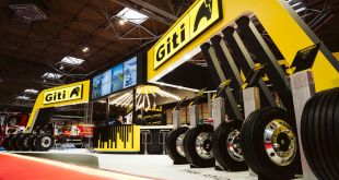 Giti Fleet SMART tyre pressure monitoring system launched at CV Show 2019