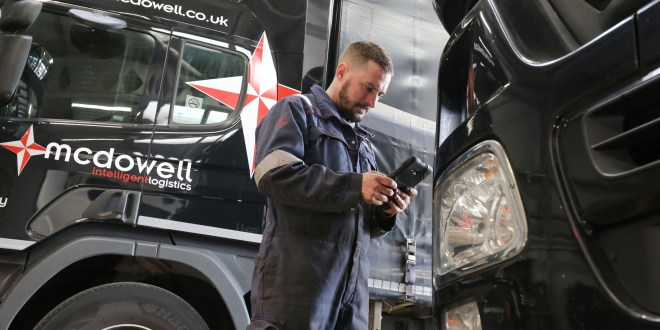 McDowell Haulage Takes the Fast Lane with Freeway Mobile IT