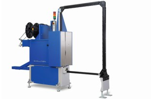Mosca EVOLUTION SoniXs MS 6 KR ZV designed for lightweight products on pallets and dollies