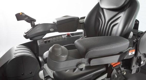 Product Spotlight How TCM FB Electric 3-4 Wheel Counterbalance Truck Ensures Operator Comfort