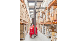 VNA technology ensures high pallet capacity for Daygard Logistics
