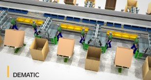 DEMATIC INTRODUCES RETURNS PROCESSING SYSTEM