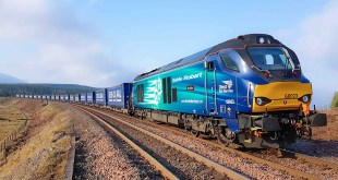 FORTH PORTS EDDIE STOBART AND DIRECT RAIL SERVICES LAUNCH NEW RAIL SERVICE