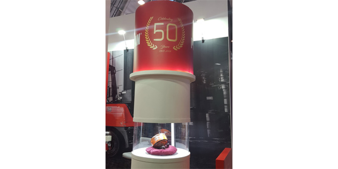50 years of Project Pyroban at IMHX 2019