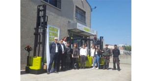 Clark Europe expands sales in Barcelona with Serema