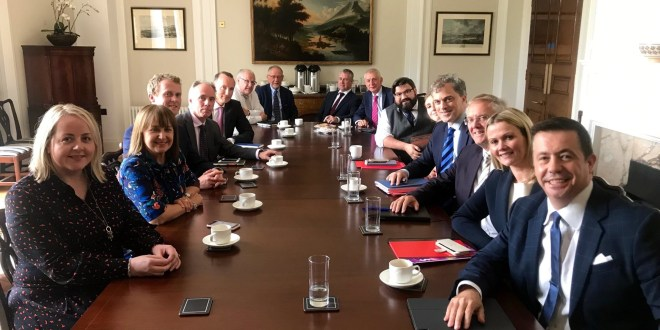 FTA KEEPS NORTHERN IRELAND LOGISTICS BUSINESSES FRONT OF MIND FOR GOVERNMENT