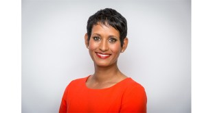 Naga Munchetty to host The Logistics Awards at IMHX 2019