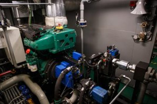 Volvo Penta marine engine