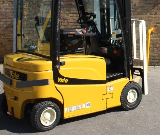 New Pyroban ATEX trucks provide protection for paints and coatings manufacturer