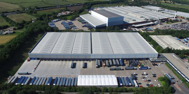 Double expansion for Wakefield 41 Business Park