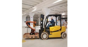 Italian headquarters of KUKA turns to Yale dealer Unicar