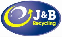 J&B Recycling logo