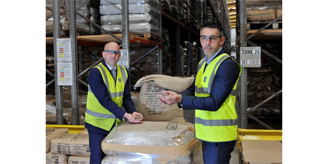 Port of Tyne strikes new deal with Ringtons Coffee