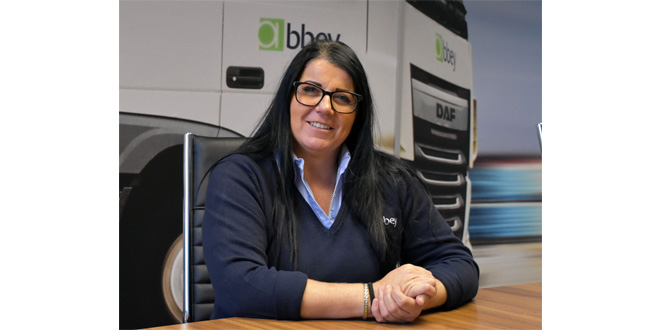 Sarah Snelson Joins Abbey Logistics Driver Training Team