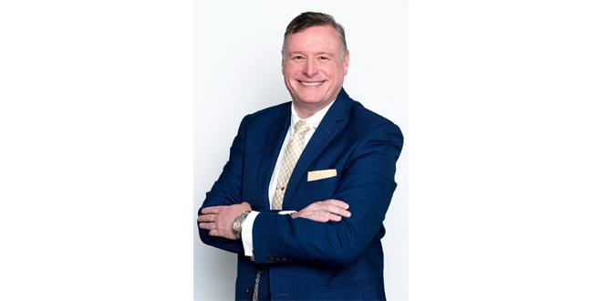 Steve Richmond Director Logistics Systems at Jungheinrich