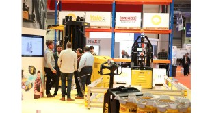 Yale Europe Materials Handling has enjoyed a successful IMHX 2019