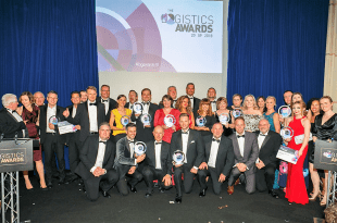 Zero-emission forklift manufacturer BYD sponsors Environment category of The Logistics Awards