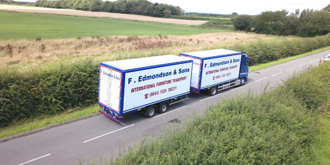 Bespoke Cartwright Equipment Helps F Edmondson & Sons Increase Operating Capacity