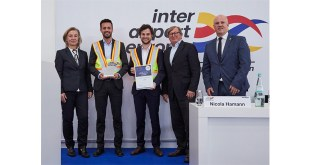 Linde Material Handling has won the Excellence Award of inter airport Europe 2019