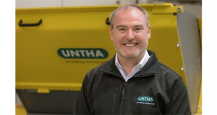 UNTHA UK launches shredder rebuild division