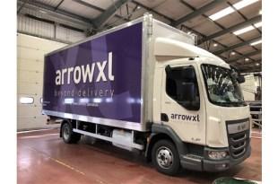 ARROWXL MAKES 5 MILLION GBP FLEET INVESTMENT