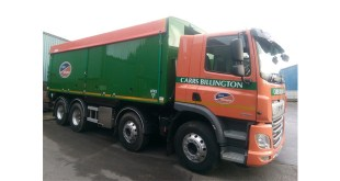 Carrs Billington to Maximise Fleet Efficiency with End to end Solution from Microlise