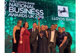 DPD UK wins Customer Experience & Loyalty Award at the 2019 National Business Awards