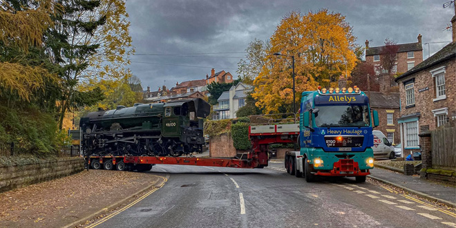 Heavy haulage and lifting firm raises inspection process to new level
