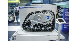 New Camso Halftrack conversion track system