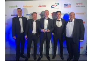 PD Industrial Wins Prestigious Safety Award