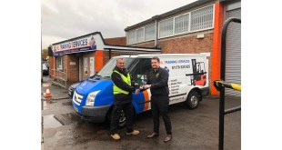 Forklift training boosted in South West