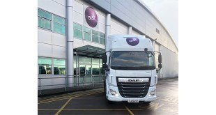 GIST GEARS UP FOR CHRISTMAS WITH DELIVERY OF NEW VEHICLES