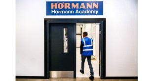 Hörmann UK Training Academy proves popular with customer